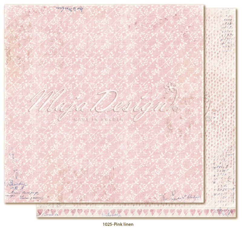 Maja Design * Denim & Girls * Pink Linnen