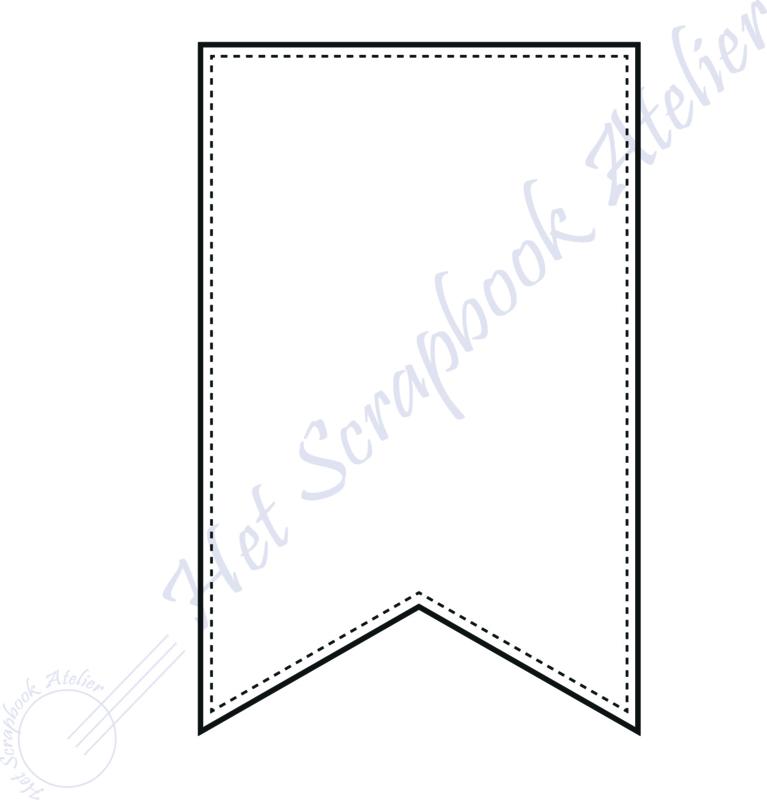 HP Stempel 117a, Banner maxi 7 x 11 cm