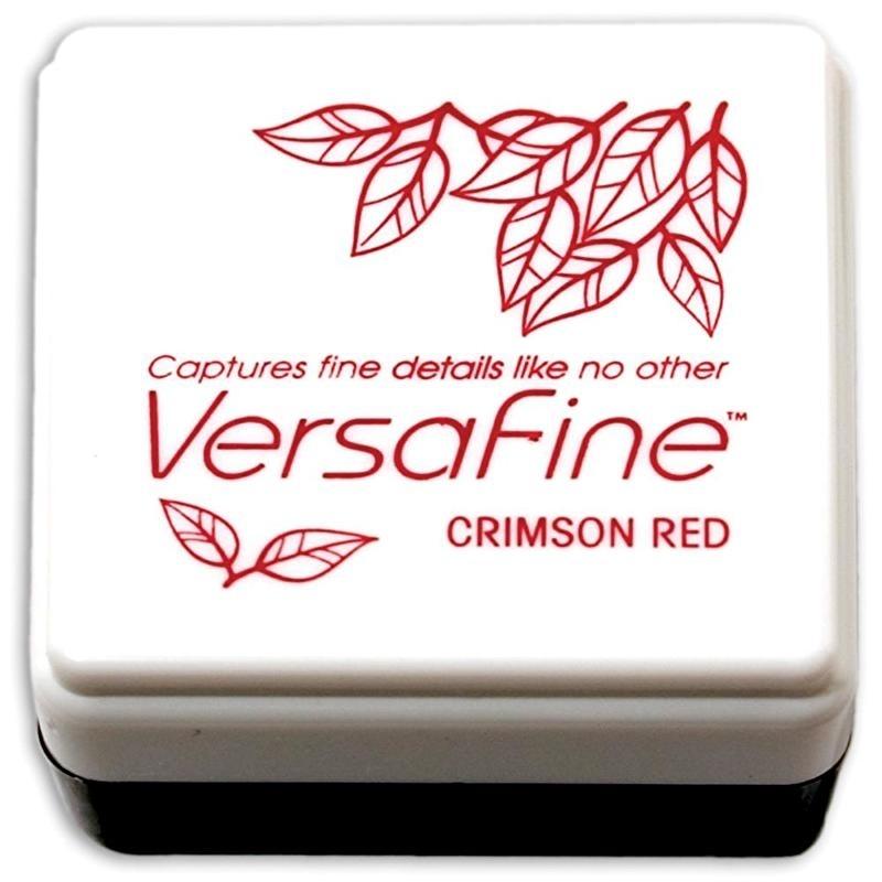 Versafine * Klein* Crimson Red
