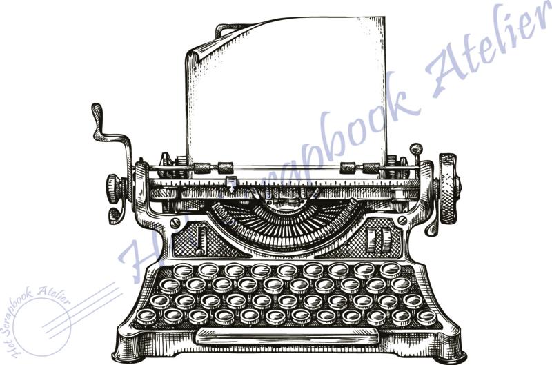 HP Stempel 106a, Type machine
