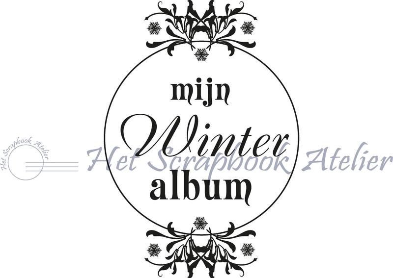 HP Stempel 2e, Winteralbum sierlijk