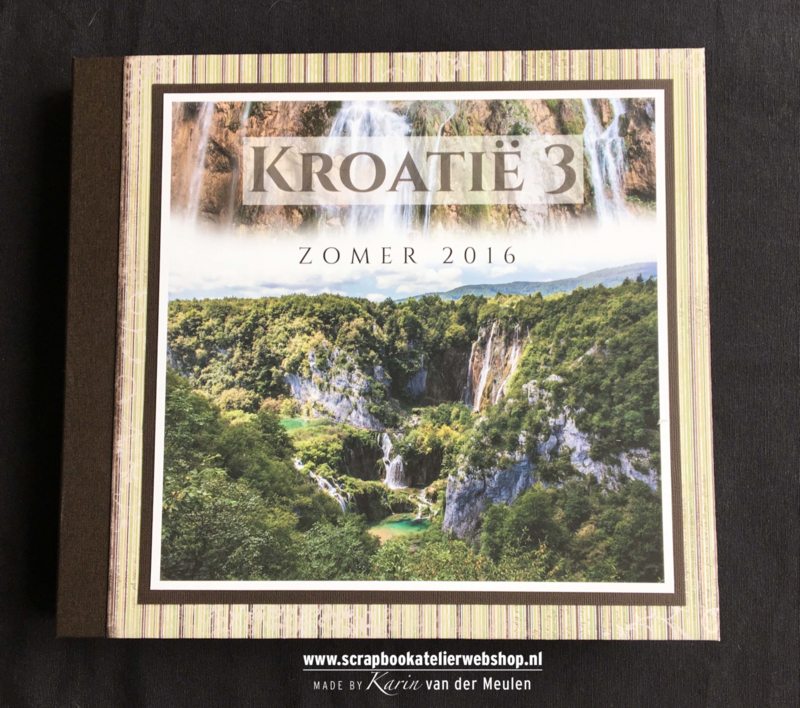 Workshoppakket Waterval Album