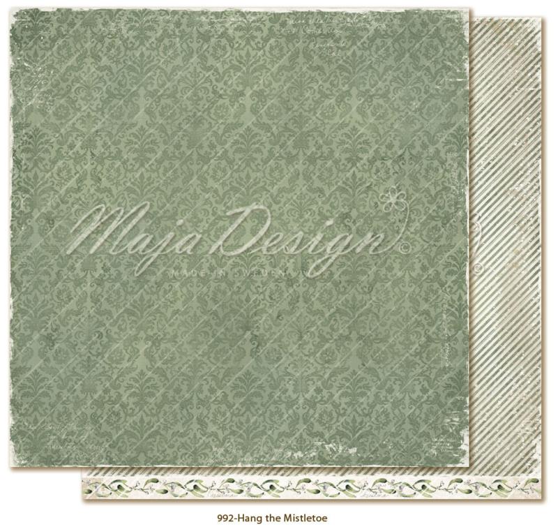 Maja Design * Christmas Season * Mistletoe