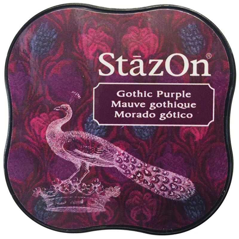 Stazon- Midi- Gothic Purple