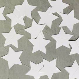 slinger van papier ster