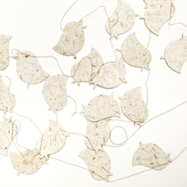 Slinger olifantenpoep papier Kuiken