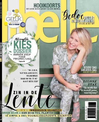 Libelle nr 11 2017 DIY klus van Fleur