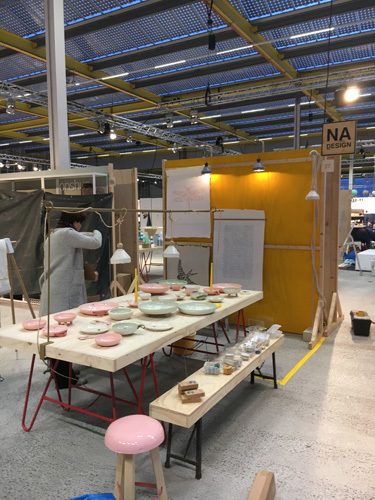 NADesign op show 4+5 feb 2018