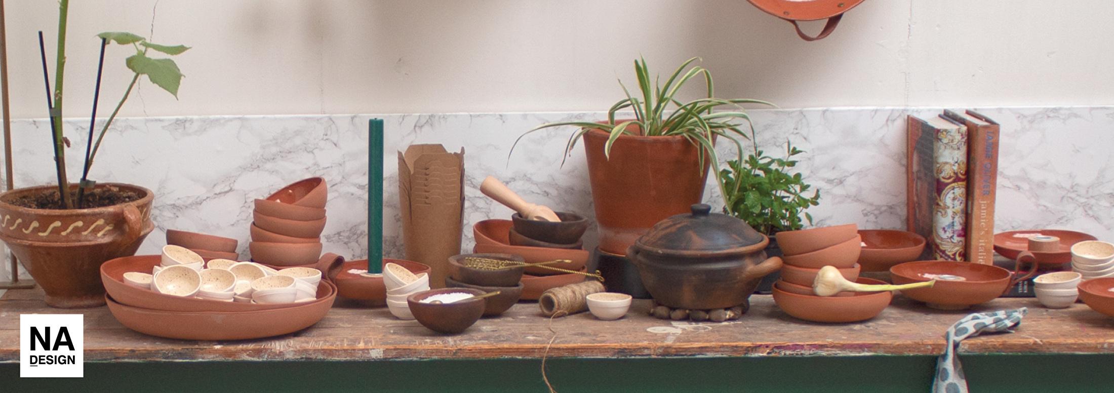 Terracotta keramiek