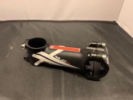 XLC 100mm Stuurpen, ATB/RACE, Zwart/Wit/Rood, Gloednieuw