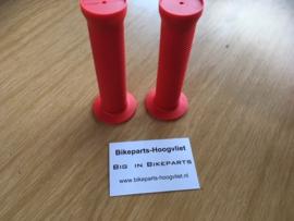 BMX Handvattenset met Hoge Flens, Rood, Gloednieuw