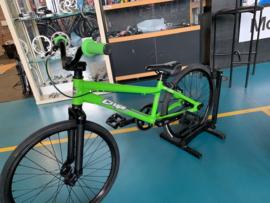 CRUPI MINI 20 inch Wedstrijd BMX, Groen/Zwart, Gloednieuw