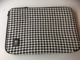 APPLE I-MAC Hoes, 13 inch, Wit/Zwart, Gloednieuw