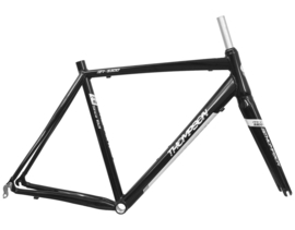 Thompson 28 inch R5300 race Frame-Set, Zwart, 56cm, Medium, Gloednieuw