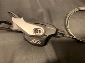 Shimano SLX 1x11 speed ATB I-Spec-B  Shifter,  zwart, Gloednieuw