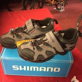 Shimano SH-MT43G ATB SPD Fietsschoenen, Maat 40, Grijs/Zwart, Gloednieuw in doos
