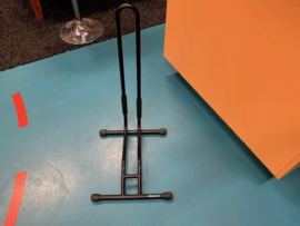 ABSOLUT SHOWROOM FIETSTANDAARD, 20-29 inch, Zwart, Gloednieuw