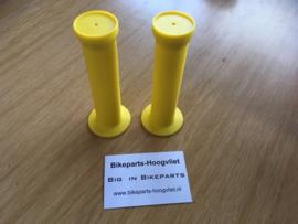 BMX Handvattenset met Hoge flens, Geel, Gloednieuw