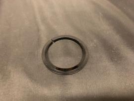 Tapered Headset Ring 1 1/2 inch, Zwart, Gloednieuw