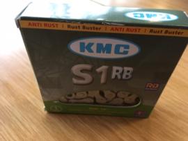 KMC S1 RB, Rustbuster Wide 1/8 Inch BMX Ketting, Gloednieuw in doosje
