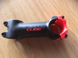 CUBE ATB Stuurpen, Zwart/Fluo-Oranje, 90mm,  Gloednieuw