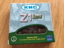 KMC Z1 3/32 Narrow BMX Ketting, Gloednieuw in verpakking