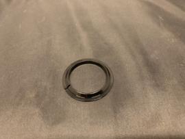 Headset Ring  Onderste lagering voor 1 1/8 inch, Zwart, Nieuw