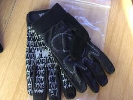 VWP BMX Race Handschoenen, Adult L, Zwart/Grijs Nieuw