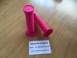 BMX Handvattenset met Hoge Flens, Roze, Gloednieuw