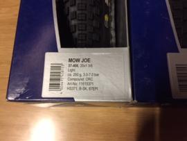 Schwalbe MOW JOE 20 x 1 3/8 BMX Race Vouwbandenset, Gloednieuw