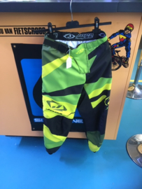 JOPA Racing Products EDGE BMX Race Broek, Youth 28, Gloednieuw