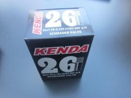 Kenda 26 inch ATB Binnenband, (AV)