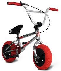 Wildcat Galaxy-RED MINI BMX, Stuntfiets, Gloednieuw