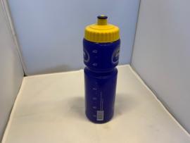 MAXIM BIDON, 750ml, Blauw/Geel, Gloednieuw