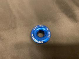 MEROCA M19 Crankset Schroef Blauw, Gloednieuw
