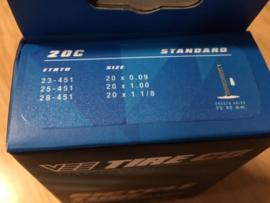 VEETIRE BMX Race, 20 x 11/8 Binnenband, Gloednieuw