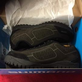Shimano SH-MT21 ATB SPD Fietsschoenen, Maat 39, Zwart, Gloednieuw in doos