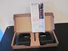 PEDALITE Lichtgevende Dynamo pedalen, Gloednieuw in verpakking