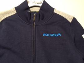 Koga Myata, After Activity Fietsvest, Small, Zwart/Grijs, Zeer mooi, Gloednieuw