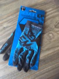 SEVEN IDP BMX Fietshandschoenen, Youth Large, Blauw, Gloednieuw