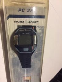 SIGMA PC 3FT Sporthorloge & Hartslagmeter, ATB, Race, Tour, Gloednieuw
