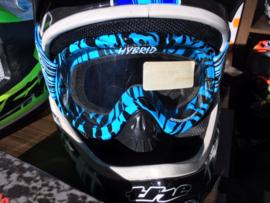JOPA Rip'n Roll BMX, DH, MTB, QUAD, MX Bril, Blauw/Zwart, Gloednieuw
