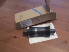 Shimano BB-UN26 Trapas, vierkant, 117,5mm, Nieuw