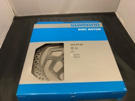 Shimano  SM-RT26 ATB Remschijf, 180mm 6 gaats, Gloednieuw