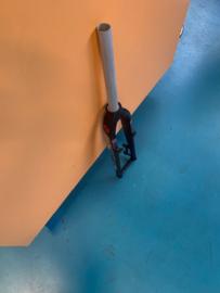 Mosso M5 Vaste Schijfrem & V-Brake Voorvork Zwart/Zilver/Rood, ATB & Cyclocross, Gloednieuw