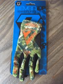 SEVEN IDP BMX Fietshandschoenen, Youth Medium, Groen/Zwart, Gloednieuw