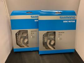 Shimano  SM-RT26 ATB Remschijven, 180mm 6 gaats IS, 2 stuks, Gloednieuw