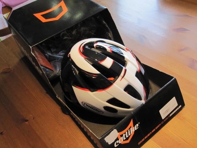 Catlike Twister Helm, ATB of Race, Small, Gloednieuw