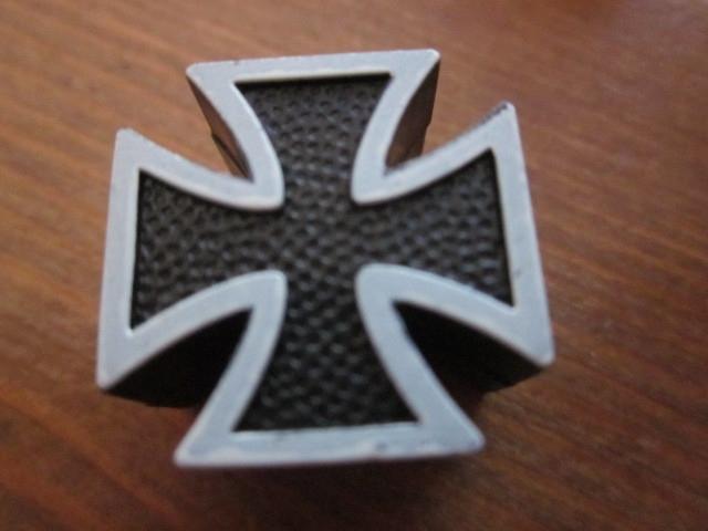 Ijzeren Kruis, Iron Cross, Ventieldopjes, 2 stuks, AV