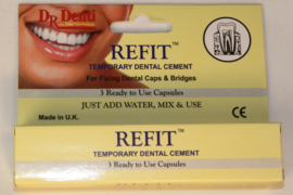 Dr. Denti Refit (Kroon/Brug reparatie set)